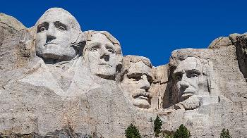 Trumps Mount Rushmore-Rede auf Deutsch