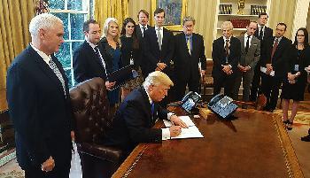 Corona-Krise: USA aus WHO ausgetreten