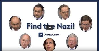 Find The Nazi! [Video]