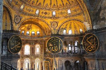 """Hagia Sophia: """"Es ist, als ob der Petersdom in eine Moschee verwandelt worden wäre"""""""