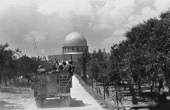 Die Linie von 1967, die Israel und die Westbank teilte, ist ein Denkfehler