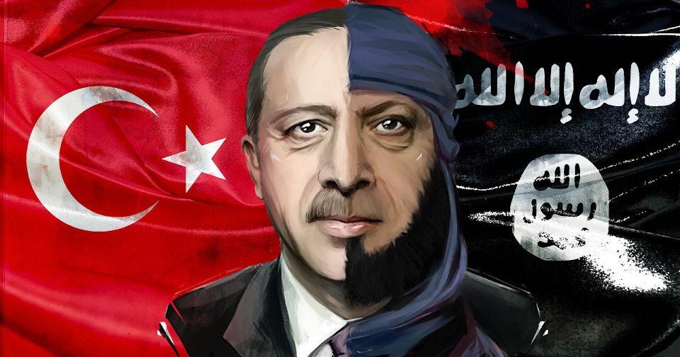 Die Türkei auf dem Kriegspfad