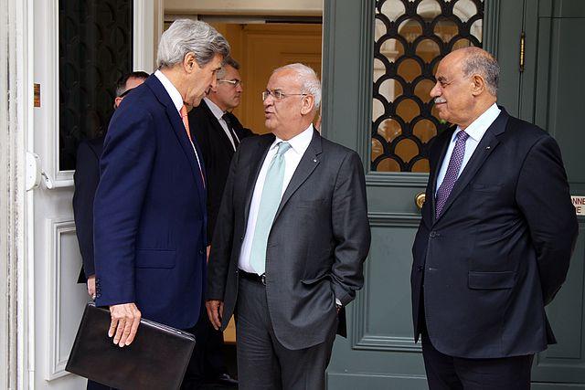 Chefunterhändler oder Cheflügner der Palästinenser?