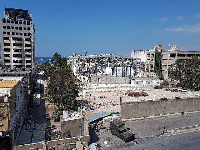 Die Explosion von Beirut ist in Europa zu hören