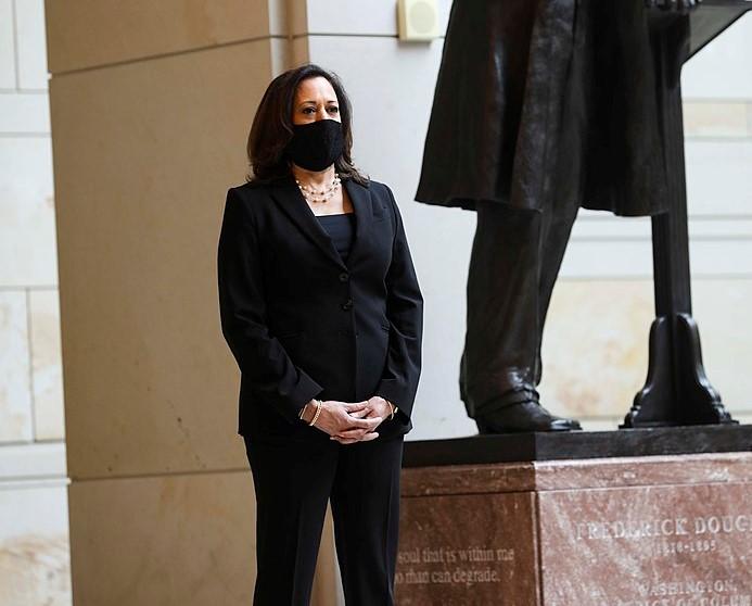 Die Frau, unter der Joe Biden Präsident werden könnte