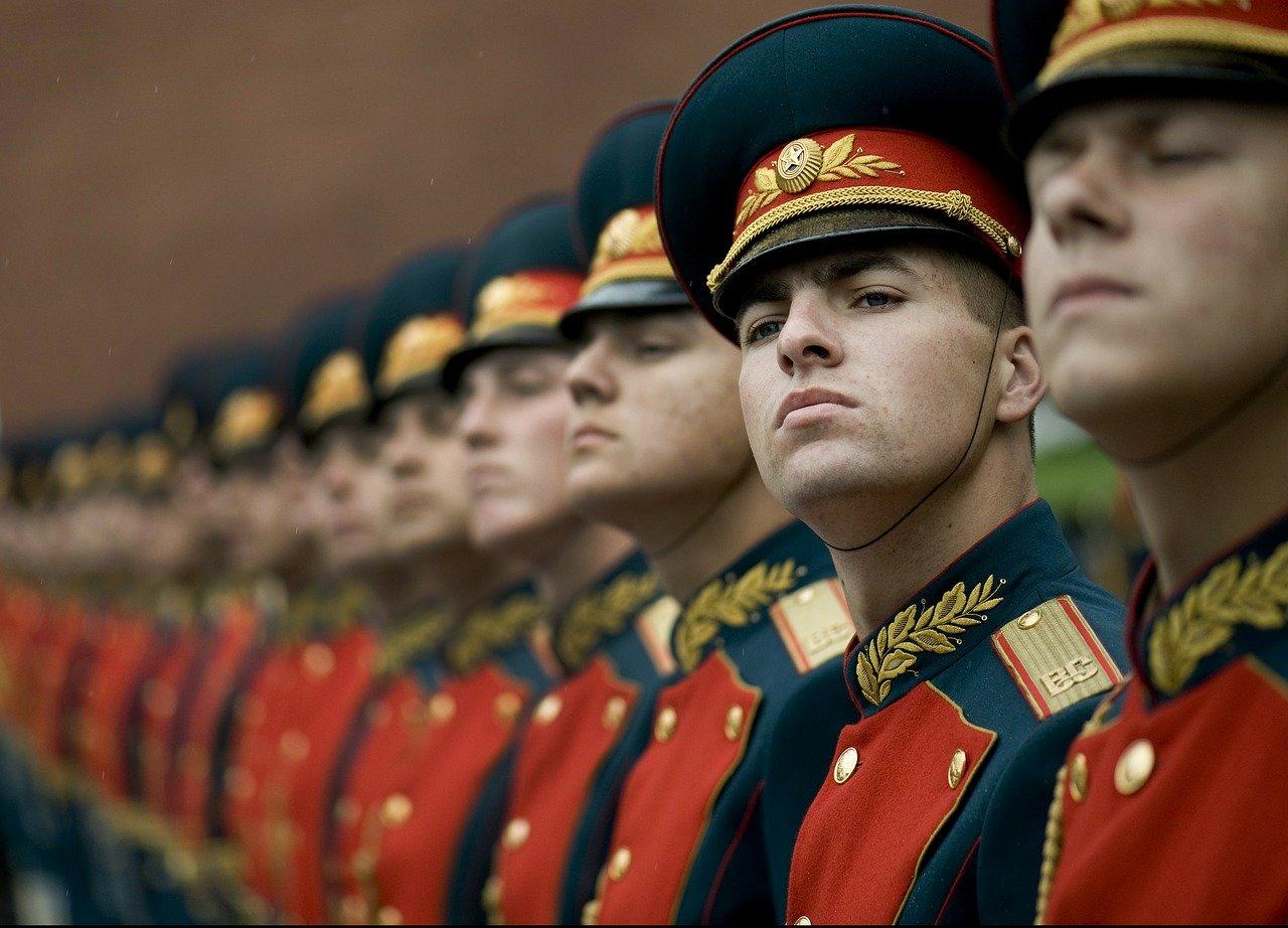 Plant Putin das Ukraine-Szenario?