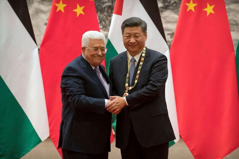 Palästinenser: Wir unterstützen Chinas Konzentrationslager