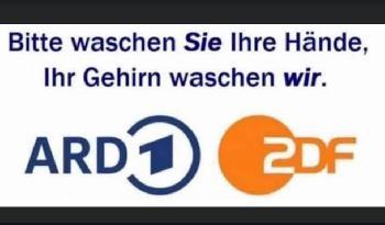Ein falscher Kontakt und man ist erledigt: ARD-Magazin bläst zur Gesinnungsjagd