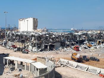 Hisbollah betrauert tragischen Verlust von Sprengstoff