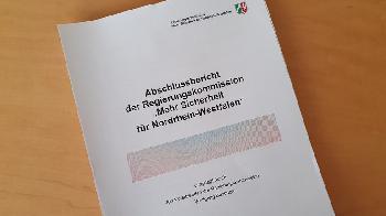 Regierungskommission `Mehr Sicherheit für Nordrhein-Westfalen´