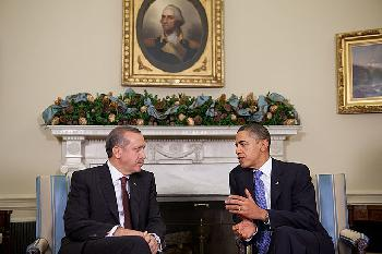 Urlaub in der Türkei, einem Land auf dem Kriegspfad