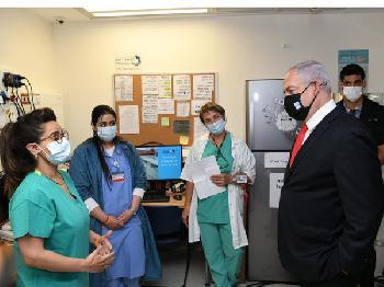 PM Netanyahu zum Stand der Impfstoffentwicklung