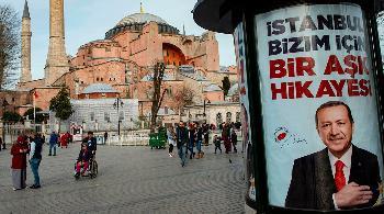 Die Hagia Sophia und Erdogans Expansionspläne