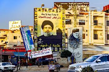 Nasrallah: Israel sollte eine Reaktion erwarten, weil es unseren Agenten getötet hat