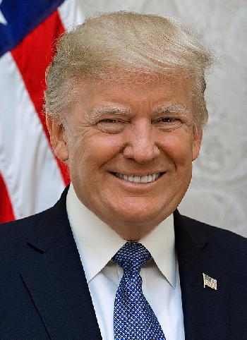 Friedensnobelpreis für Präsident Donald J. Trump