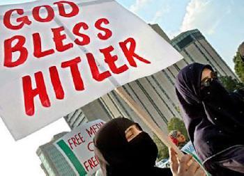 """""""In der Kristallnacht haben Juden Moscheen zerstört"""""""
