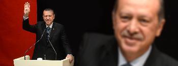 Erdogan wandelt weitere historische Kirche in Moschee um