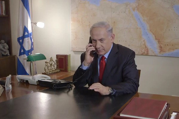 Premier Netanyahu spricht mit Präsident El-Sisi