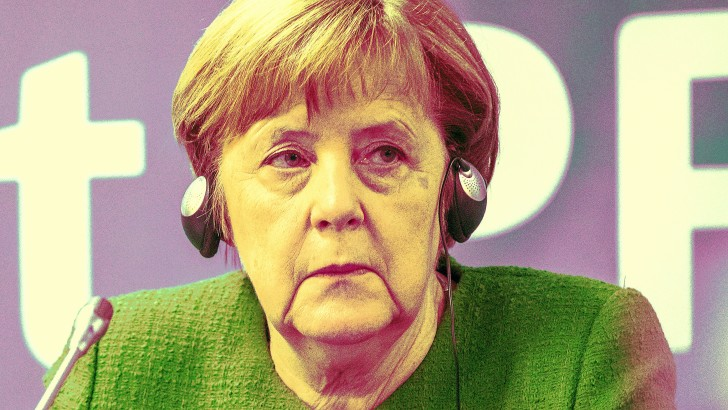 Israelfreundin Angela Merkel?