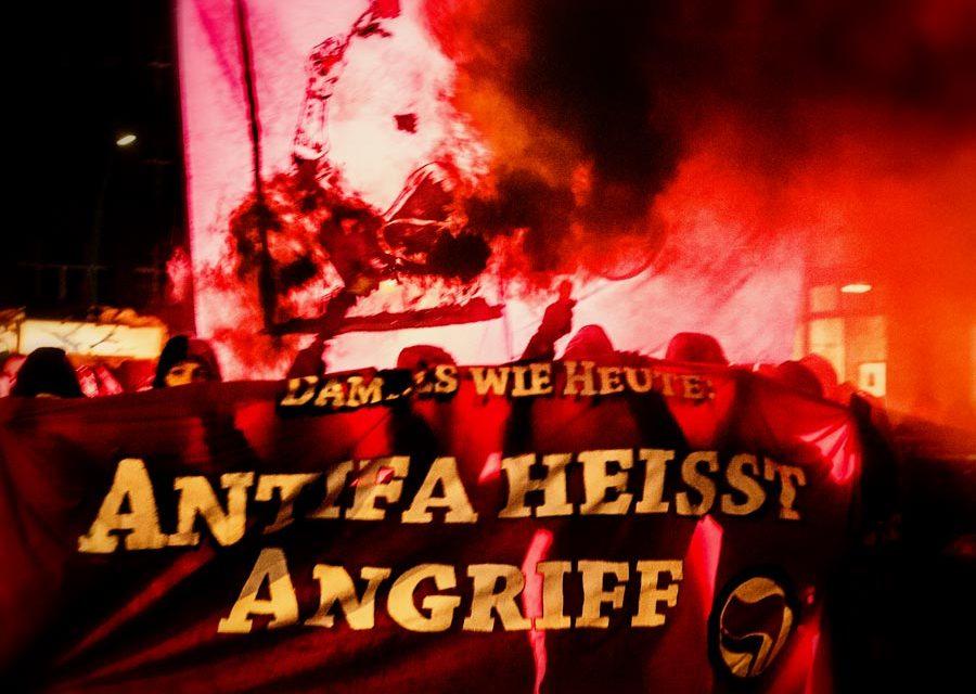 Die unerträgliche Verklärung der Antifa