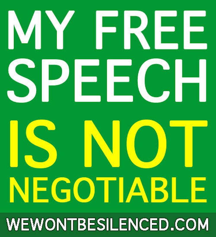 Gegen die Angst- Für die freie Debatte