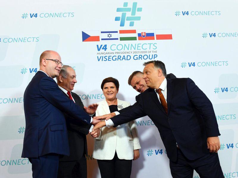 Ungarn als einziges EU-Land mit Minister bei israelisch-arabischer Friedenszeremonie