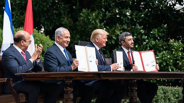 Nach den Abraham-Vereinbarungen gibt die UNO eine Resolution aus, mit der Frieden verurteilt wird