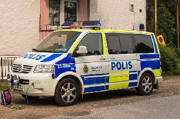 Beschlagnahme von Büchern in Schweden