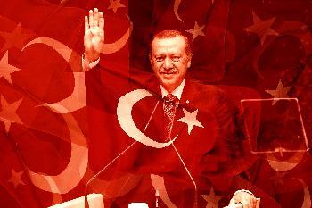 Ankara verurteilt die Beleidigungen der griechischen Zeitung gegen Erdogan
