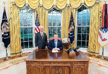 Trump und der Friedensnobelpreis