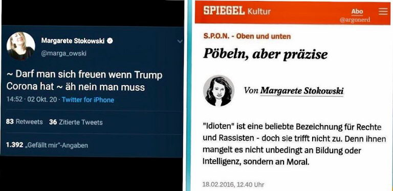 Links jeder Moral  - Trump-Hass ohne Schamgrenze [Video]