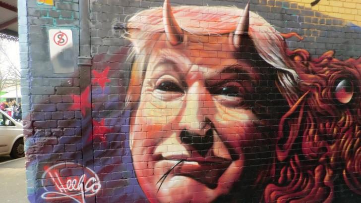 Die Tagesschau und Trump: Vom Helfer zum Hallodri