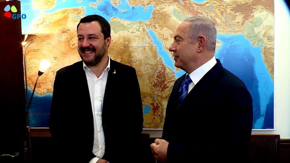 Wie die EU und George Soros Matteo Salvini ins Gefängnis bringen wollen
