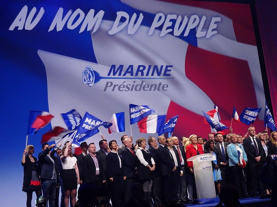 Umfrage: Le Pen würde Macron in der ersten Runde der französischen Wahlen schlagen