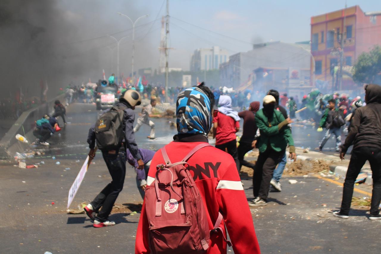 Al-Qaida verklagt die Antifa wegen Copyright-Verletzung