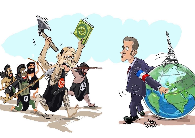 Türkei: Regime wütend über neue Erdogan-Karikatur