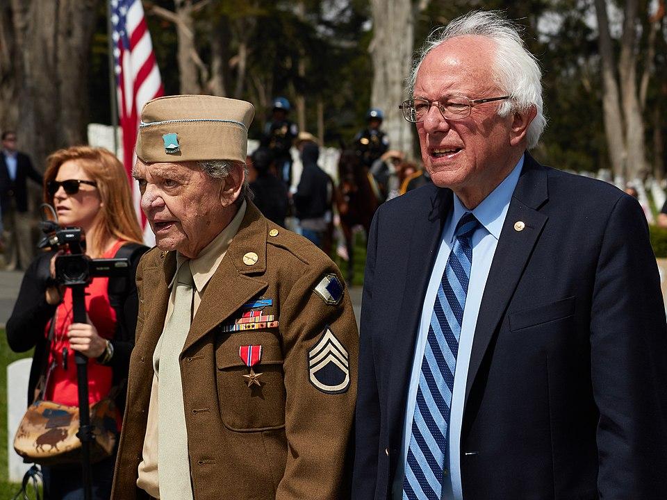 Bernie Sanders behauptet, dass der Autoritarismus in Israel zunimmt