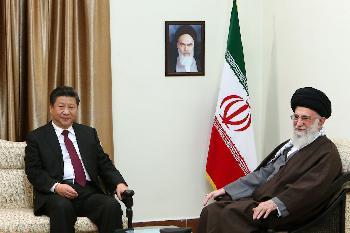Chinas Investitionsstrategie im Iran schadet der regionalen Stabilität