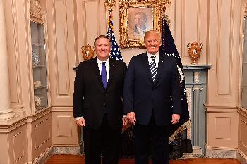 USA unterstützen Griechenland gegen die Türkei