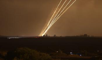 IDF trifft militärische Ziele der Hamas in Gaza