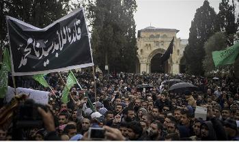 Muhammad Illustrationen bedrohen den Weltfrieden