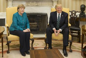 "Trump, Biden und ""the fu*****g Germans"""