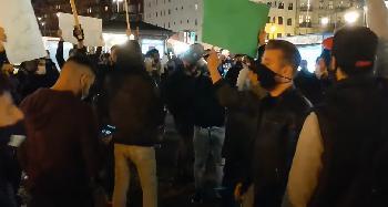 "Muslime nach Nizza: ""Allahu akbar""-Kundgebung in Berlin [Video]"