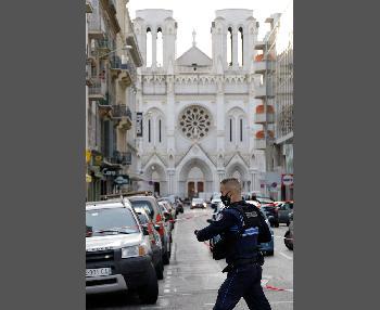 Neue Festnahme wegen des Anschlags in Nizza