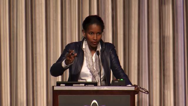 "Interview mit Ayaan Hirsi Ali: ""Das ist kultureller Selbstmord"""