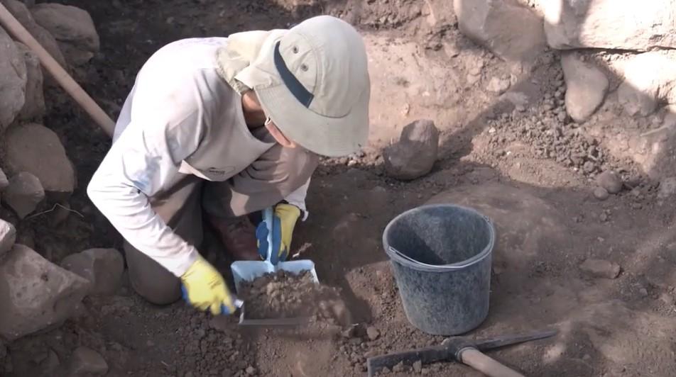 Festung aus der Zeit von König David im Golan entdeckt [Video]