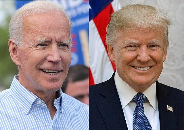»Hunderttausende Stimmen für Joe Biden ungültig«