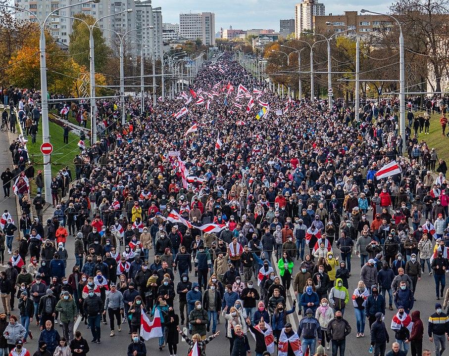 Oppositioneller in Weißrussland getötet