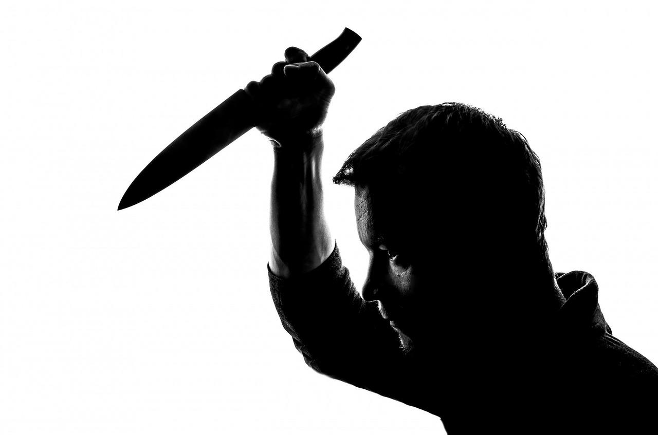 Messer-Angriff in Greifswald durch Schüsse gestoppt