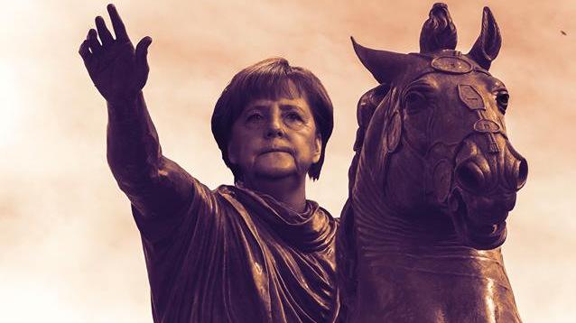 Wann macht Merkel das Pferd zum Konsul?